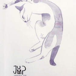 INKTOBER-jump