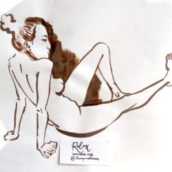 INKTOBER-relax