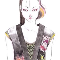 Sephy+Sashimi – Summer 2016 japanese style